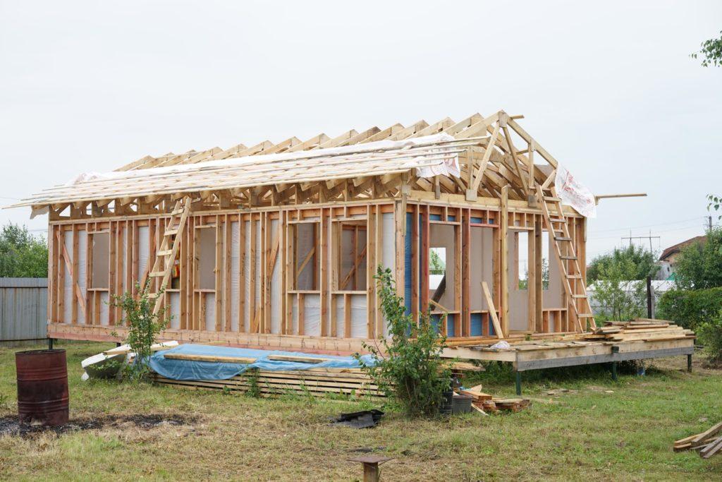 Строительство каркасного дома Алматы